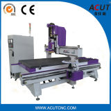 Router do CNC 2513 com as ferramentas do ATC 16/maquinaria de Woodworking com bomba de vácuo