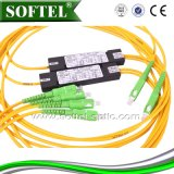 1X2 Single Mode Optical Coupler