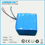 3.7V 28ah 18650 Lithium-Batterie
