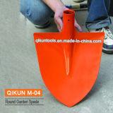 Красный покрашенный остроконечный лопаткоулавливатель сада M-04