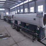 물 공급 PP 압출기 기계를 위한 단단한 벽 관