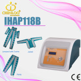 Equipo infrarrojo de Pressotherapy del aire linfático del drenaje de la prensa del aire de Ihap118b para la pérdida de peso