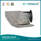 Bolsa de filtro de gas de fieltro acrílico