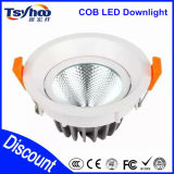 세륨, RoHS Approved 8W COB Recessed LED Downlight