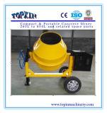 macchina portatile popolare della betoniera di disegno compatto di 650L Cina