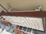 나무로 되는 맨 위 널과 가진 2 기능 전기와 수동 침대