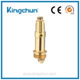 (A0928) A válvula nova do projeto para a bacia drena o bico do banho