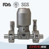 Valvola a diaframma pneumatica del commestibile dell'acciaio inossidabile (JN-DV1005)