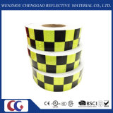 검정 또는 Green Grid Design Reflective Conspicuity Tape (C3500-G)