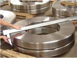 Het Spoor die van het staal van de sectie machine rechtmaken die Molens rechtmaken die de Hyperbolische Broodjes van de Rollen van Broodjes rechtmaken