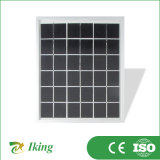Panneau solaire mono du panneau solaire 4.5W de haute performance avec le bâti d'alliage