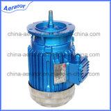 3 motor de CA del motor 1.5kw de la fase para el aerador de la rueda de paleta