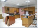 Double Side Foil에 있는 Thermofoil MDF Kitchen Cabinets