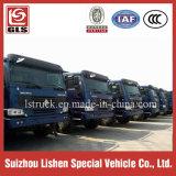 판매 덤프 팁 주는 사람을%s 20 톤 Sinotruk 덤프 트럭