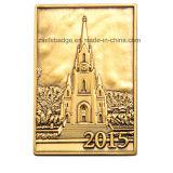 Qualidade 3D Antique Souvenir Challenge Coin