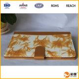 Caixa feita sob encomenda do caderno do couro da fábrica da forma da alta qualidade