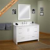 Vanité moderne de salle de bains en bois plein de la qualité Fed-1026