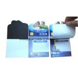 Almofadas de nota/blocos de notas pegajosos magnéticos baratos para anunciar
