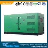 O baixo ruído 9~3000 kVA Jenerator Diesel ajustou-se para Nigéria