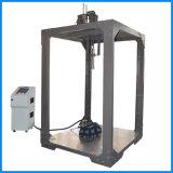 Instrument automatique d'essai au choc d'oscillation de bagages