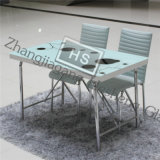 10mm White Dining Tabletop Tempered Toughened Glass