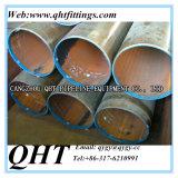 競争価格En10217 LSAWの炭素鋼の管