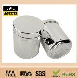 O chapeamento de prata de Metalization ostenta o frasco plástico da nutrição (32oz)