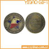 Отрезанное высоким качеством вне медаль сплава цинка (YB-LY-C-27)