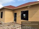 목제 집을%s 새로운 물자 WPC 합성 벽면