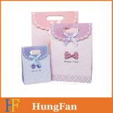 Diversa bolsa de papel del regalo de la talla de Elegence con la maneta cortada con tintas