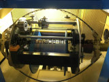 De naakte Draad van het Koper, CCA Draad, Ingeblikte Draad, verzilvert Met een laag bedekte Draad die Machine verdraaien