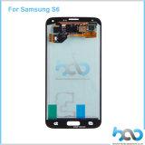 Первоначально экран LCD замены для модуля индикации касания Samsung S6