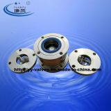 3PC sanitario Flange Check Valve (100501)