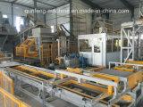 Máquina grande del bloque de la capacidad Qft18-20