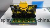 Acrylique de couleur LED Display Box, Point d'acrylique Sales Vitrines