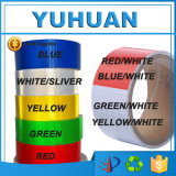 Échantillons gratuits Colorés PVC / Pet Truck Vehicle Light Sheeting Reflective From China Factory