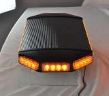 까만 알루미늄 덮개 호박색 LED 소형 Lightbar (TBD08966-14-4T 검정)