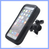 Wasserdichter Fahrrad-Fahrrad-Motorrad-Lenkstange-Montierungs-Halter-Kasten für iPhone 6s 6 Plussamsung Smartphones