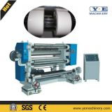 Plastic vertical Film/Paper Slitting e Rewinding Machine