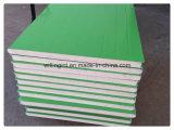 Aufbau-Dekoration-Materialien PU-Zwischenlage-Panel für Wand
