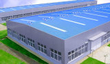 Grosser Stahlkonstruktion-Gebäude-Hersteller in China