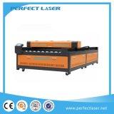 Grabado del laser de las telas del laser y cortadora perfectos (PEDK-160100)