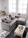 집 사용 (SB006)를 위한 자주색 직물 소파 베드