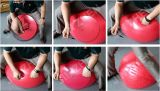 Eignung-halbe Massage-Kugel-Gymnastik-Eignung-Yoga-Kugel mit Firmenzeichen