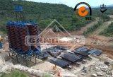 Оборудование завода золота реки россыпное для сбывания