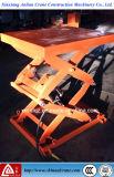 Het verhogen het Naar maat gemaakte Hydraulische Opheffende Platform van het Type