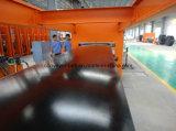 Correia transportadora de borracha do cabo de aço resistente do rasgo