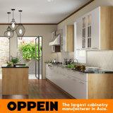 Мебель кухни нового типа шикарная самая лучшая сопрягаемая деревянная (OP15-M02)