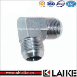 (1J9) Elbow Jic Male Hydraulic Pipe Adapter