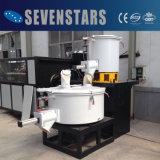 Enfriamiento plástico plástico del polvo del mezclador Machinery/PVC y mezcladora caliente